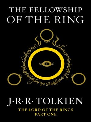 cover image of The Fellowship of the Ring